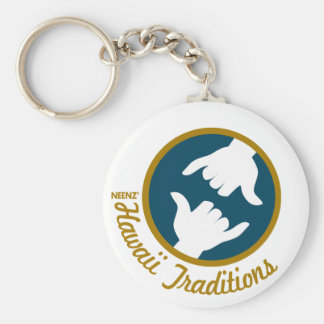 Porte-clés Porte - clé de logo de traditions d'Hawaï