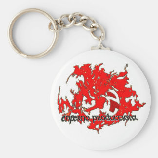 Porte-clés Porte - clé de logo d'Enferno