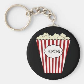 Porte-clés Porte - clé de maïs éclaté de salle de cinéma de