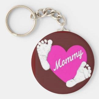 Porte-clés porte - clé de maman