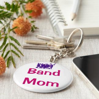 Porte-clés Porte - clé de maman de bande