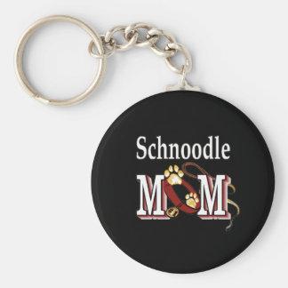 Porte-clés porte - clé de maman de schnoodle