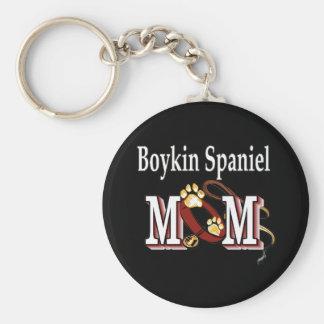 Porte-clés porte - clé de maman d'épagneul de boykin