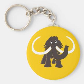 Porte-clés Porte - clé de mammouth laineux