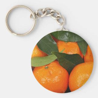 Porte-clés Porte - clé de mandarines