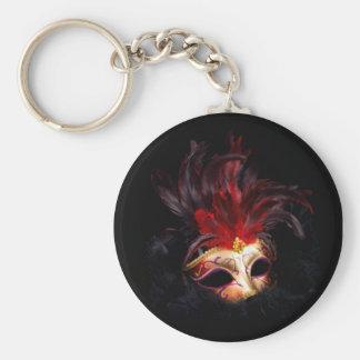 Porte-clés Porte - clé de masque de mascarade