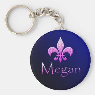 Porte-clés Porte - clé de Megan
