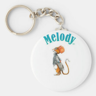 Porte-clés Porte - clé de mélodie