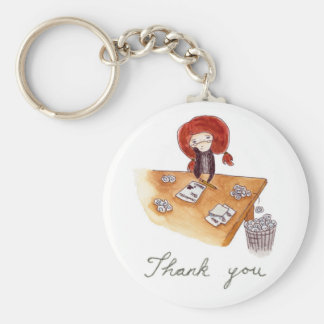 Porte-clés Porte - clé de Merci