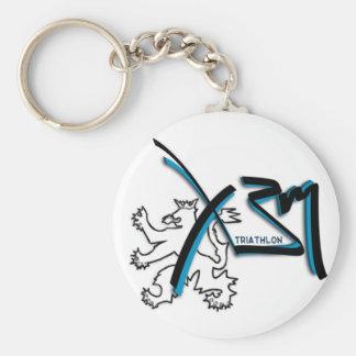 Porte-clés Porte - clé de Mersch de triathlon de X3M