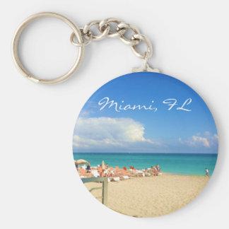 Porte-clés Porte - clé de Miami Beach