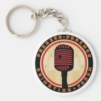 Porte-clés Porte - clé de microphone de FFAF