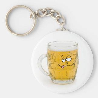 Porte-clés porte - clé de monstre de bière
