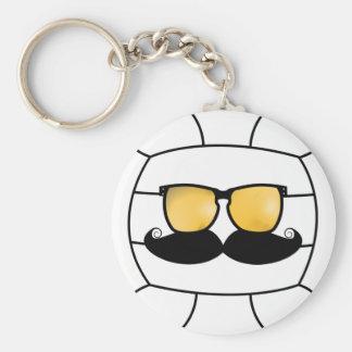 Porte-clés Porte - clé de moustache de volleyball