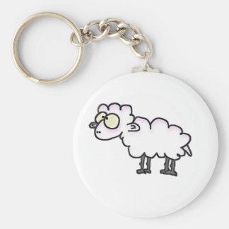 Porte-clés Porte - clé de moutons