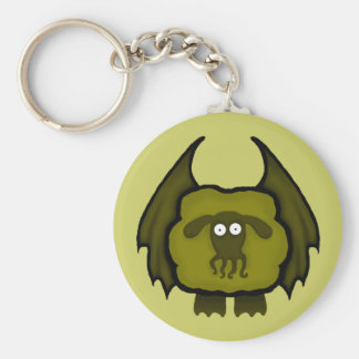 Porte-clés Porte - clé de moutons de Cthulhu