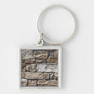 Porte-clés Porte - clé de mur de roche de chaux