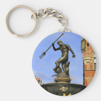 Porte-clés Porte - clé de Neptune