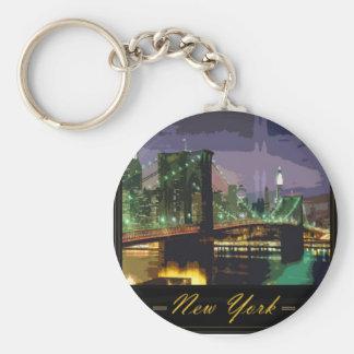 Porte-clés porte - clé de New York