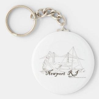 Porte-clés Porte - clé de Newport RI