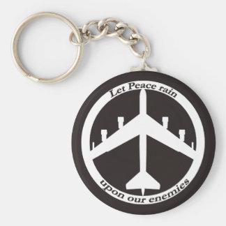 Porte-clés Porte - clé de paix