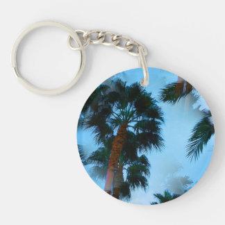 Porte-clés Porte - clé de palmiers