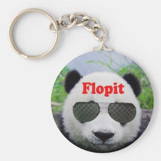 Porte-clés Porte - clé de panda de gazouillement