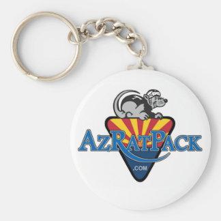 Porte-clés Porte - clé de paquet de RAT d'AZ