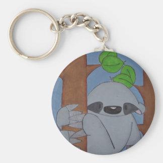 Porte-clés porte - clé de paresse