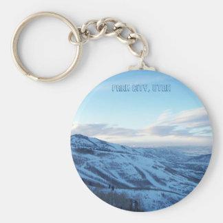 Porte-clés Porte - clé de Park City, Utah