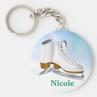 Porte-clés Porte - clé de patins de glace
