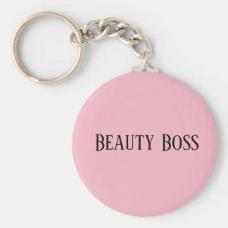 Porte-clés Porte - clé de patron de beauté
