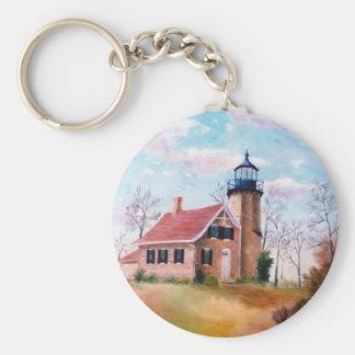 Porte-clés Porte - clé de phare de White River