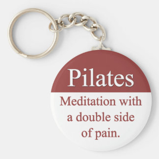 Porte-clés Porte - clé de Pilates