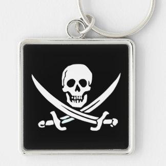 Porte-clés Porte - clé de pirate de jolly roger