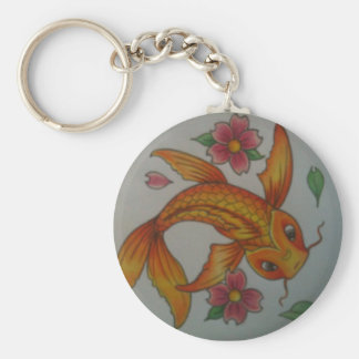 Porte-clés Porte - clé de poissons de Koi