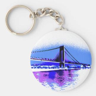 Porte-clés Porte - clé de pont de PopArt