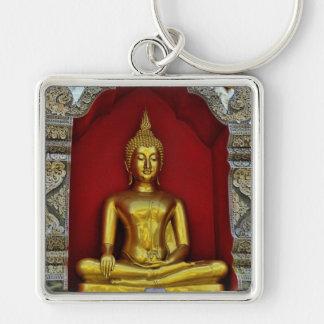 Porte-clés Porte - clé de prime de Bouddha d'or