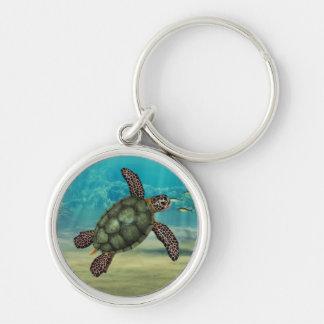 Porte-clés Porte - clé de prime de tortue de mer