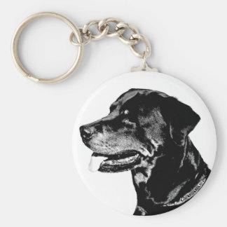 Porte-clés Porte - clé de rottweiler