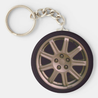 Porte-clés Porte - clé de roue