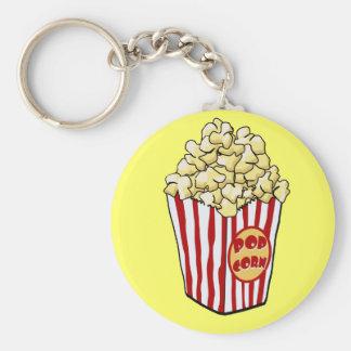 Porte-clés Porte - clé de sac de maïs éclaté de bande