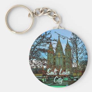Porte-clés Porte - clé de Salt Lake City