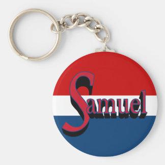 Porte-clés Porte - clé de Samuel