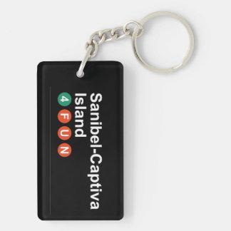 Porte-clés Porte - clé de Sanibel-Captiva