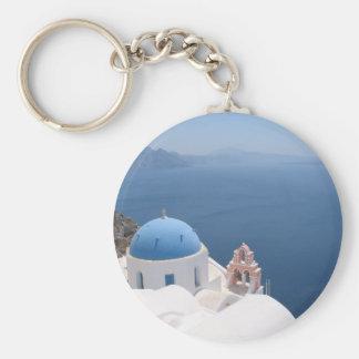 Porte-clés Porte - clé de Santorini
