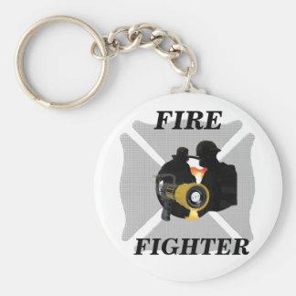 Porte-clés Porte - clé de sapeur-pompier
