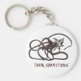 Porte-clés Porte - clé de Sharktopus d'équipe