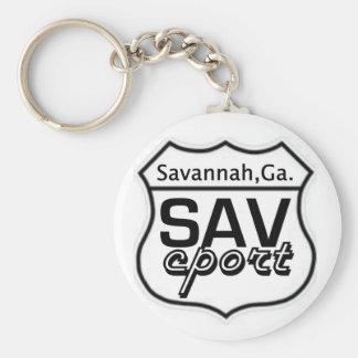 Porte-clés Porte - clé de signe de SAV CPort