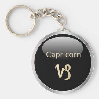 Porte-clés Porte - clé de signe d'étoile d'astrologie de